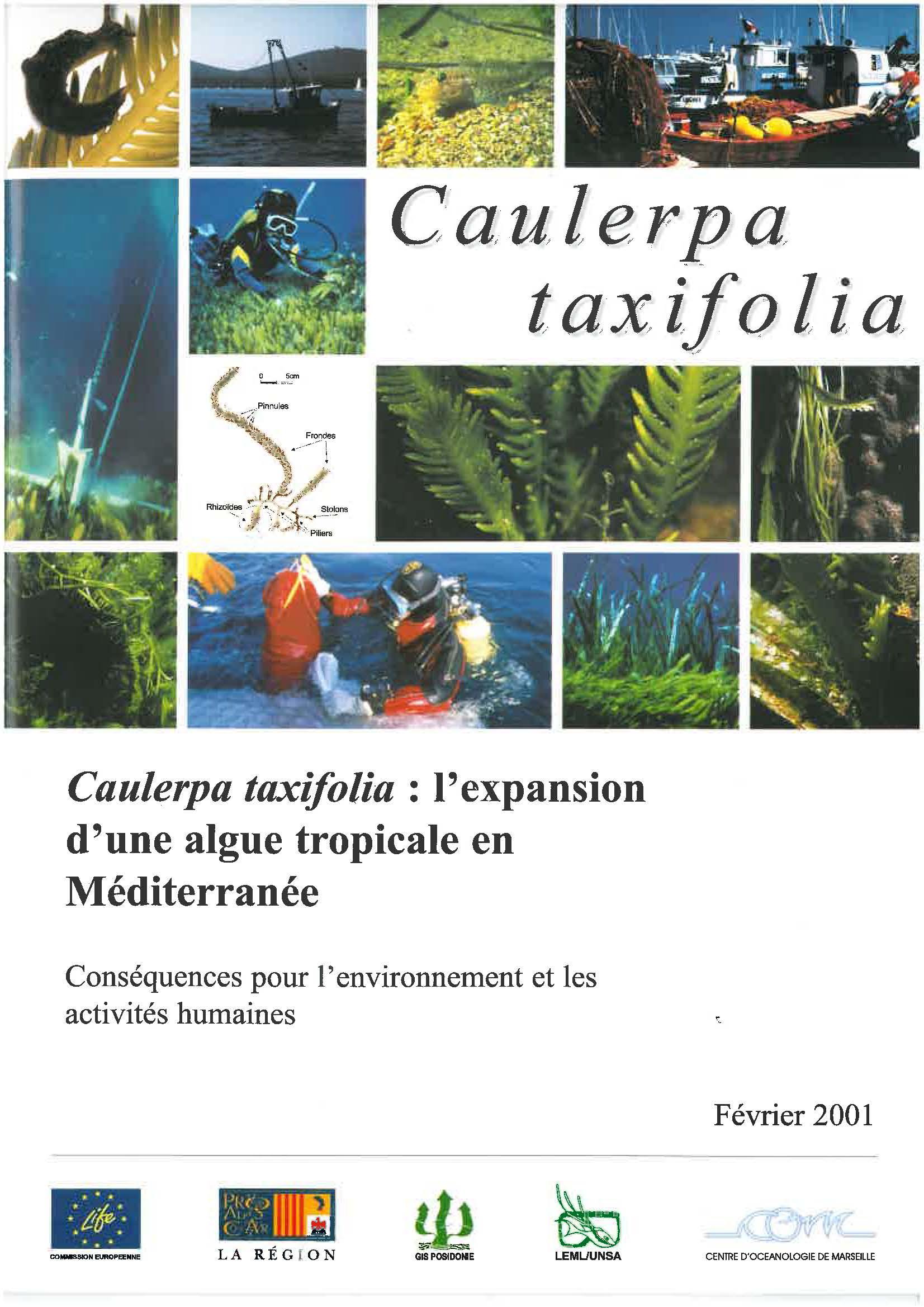 Caulerpa_Taxifolia_Expansion_Page_de_garde
