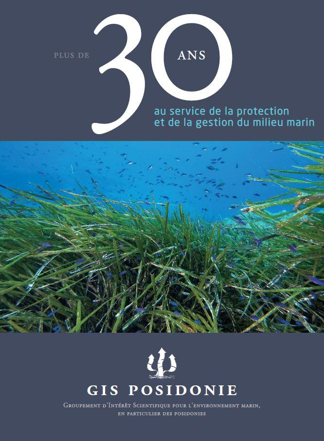 GIS POSIDONIE_30 ans au service de la protection et de la gestion du milieu marin