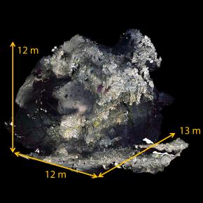 Application d'un modèle 3D pour la biologie marine dans le canyon de Cassidaigne